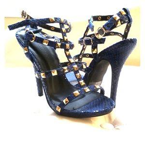 Star Studded Heels
